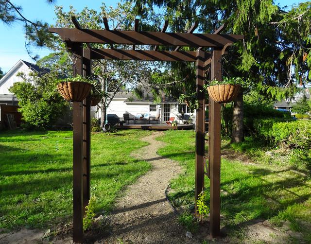 How To Build An Arbor Houzz