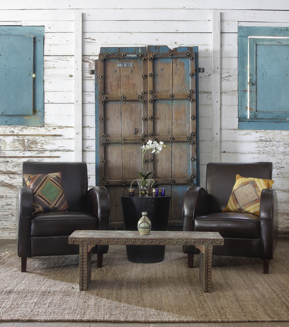 Global style at Discoveries Eclectic New Orleans by