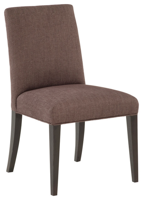 Essen upholstered side chair contemporary dining for Upholstered dining chairs contemporary