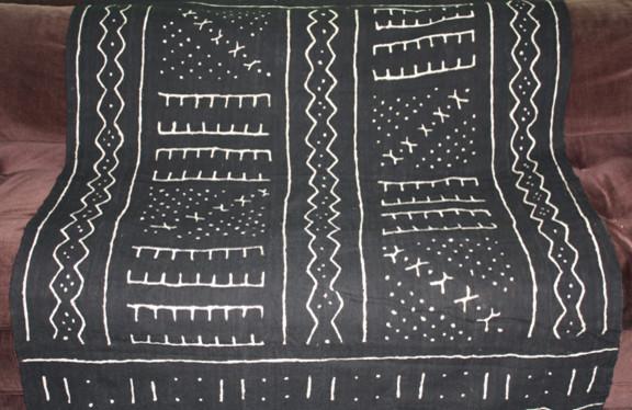 Mali Mud Cloth