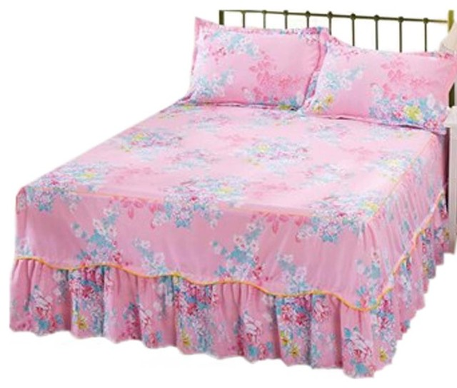 Luxurious Durable Bed Covers Multicolored Bedspreads.