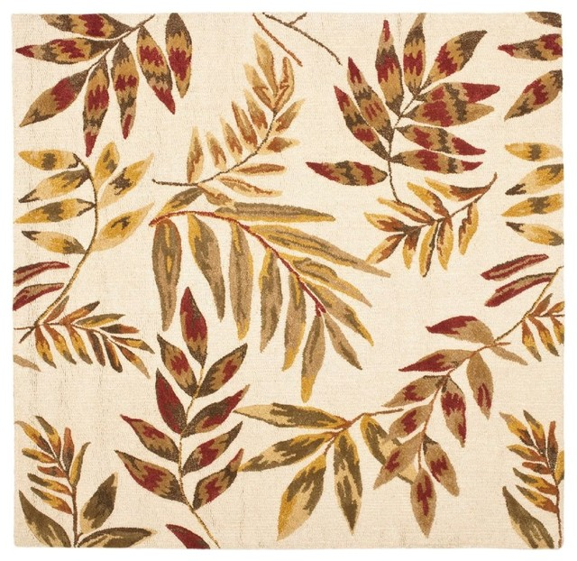 Contemporary Soho Area Rug Transitional Area Rugs By