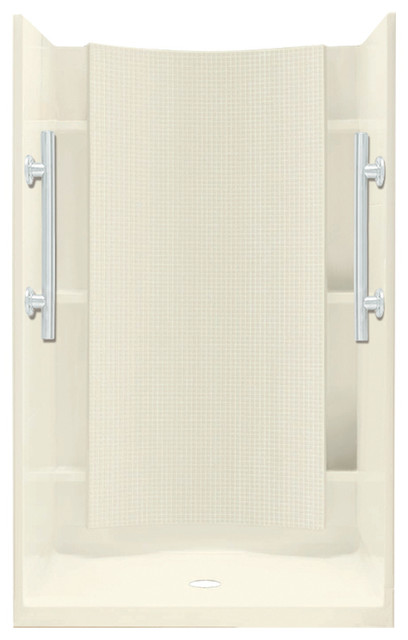 Sterling Accord 36x42x7575 Vikrell Alcove Shower Kit