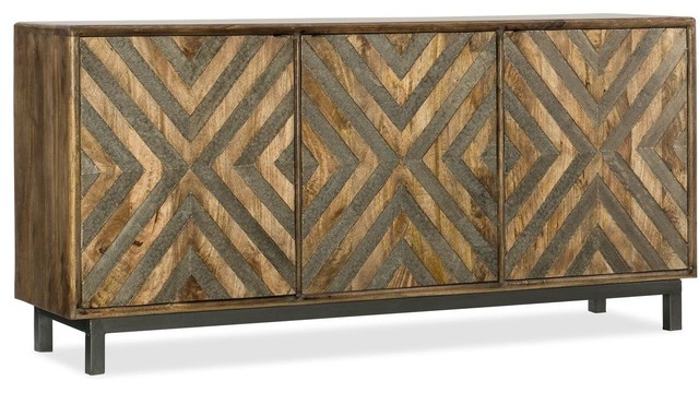 Serramonte 69in Entertainment/Accent Console