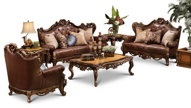 Birchwood 5 Piece Living Room Set