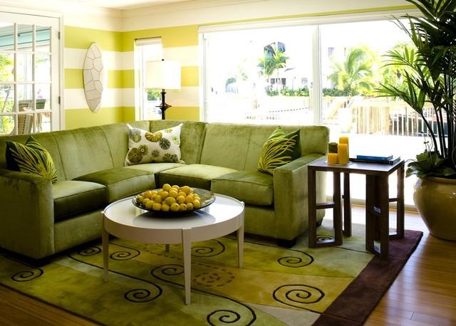 Surya Rug Contemporary Living Room Atlanta By Surya
