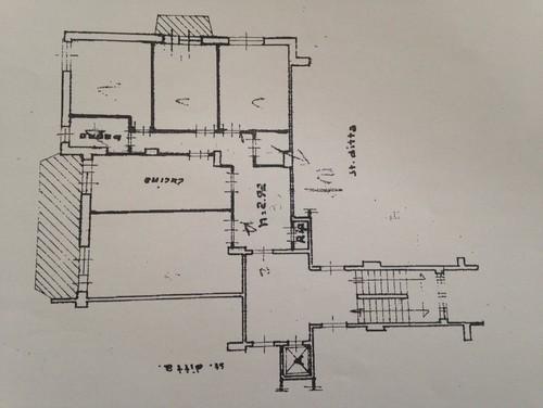 Consiglio per ristrutturazione appartamento - Uscire da finestra layout autocad ...