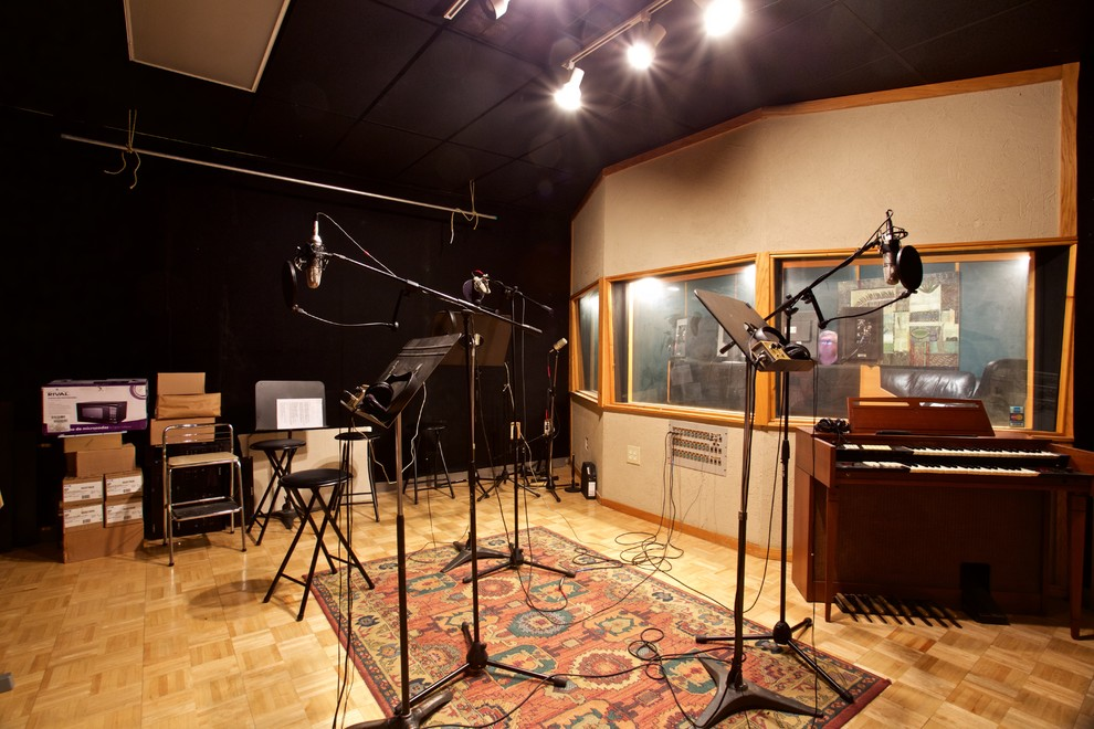 Natural Sounding Rooms