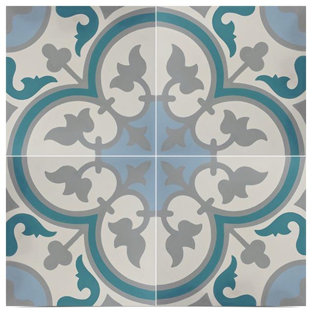 Moroccanmosaictile House Casa Handmade Cement Tile In