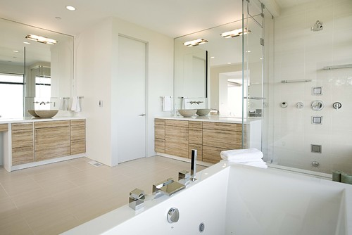 Contemporary Bathroom design by San Francisco Architect Mark English ...