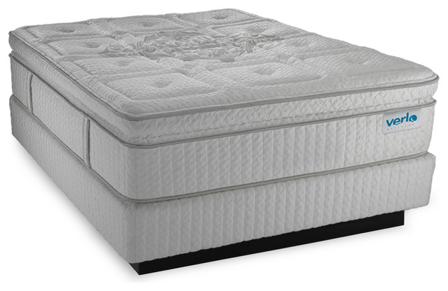 Verlo V11 Plush Mattress, Twin Xl.