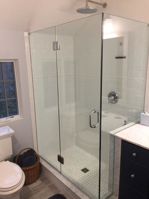 Small Bath Update