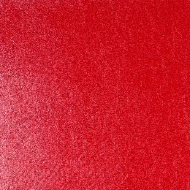 Red Shiny Leather Look Upholstery Faux Leather By The Yard