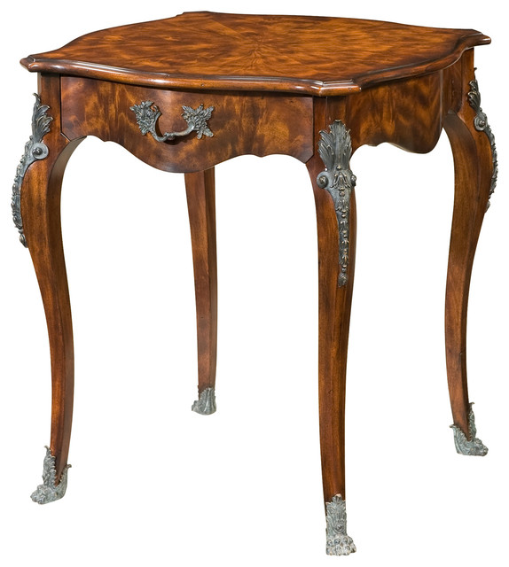 Theodore alexander theodore alexander essential ta paw footed accent table view in your room - Essential accent furniture for your home ...