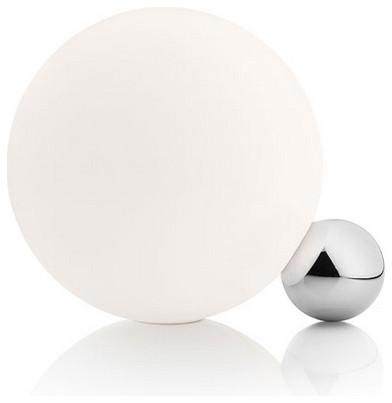 Flos Official Copycat Aluminium Color Modern Table Lamp By Michael Anastassiades.