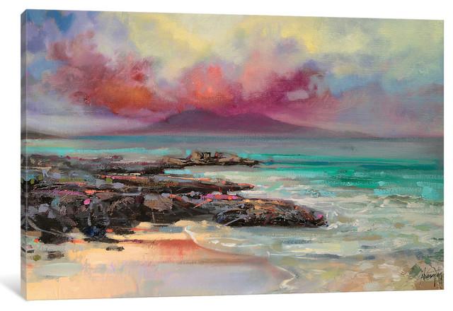 """""""harris Rocks Gallery"""" By Scott Naismith, 18x12x0.75""""."""
