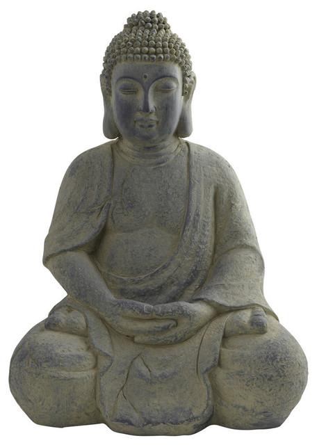 Buddha Statue, Indoor Or Outdoor