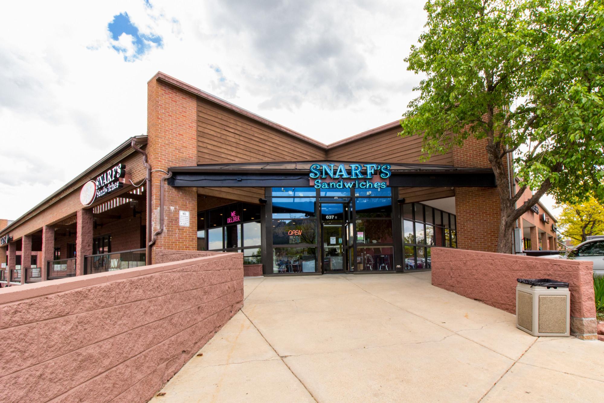 Snarf's Boulder - Commercial/Restaurant