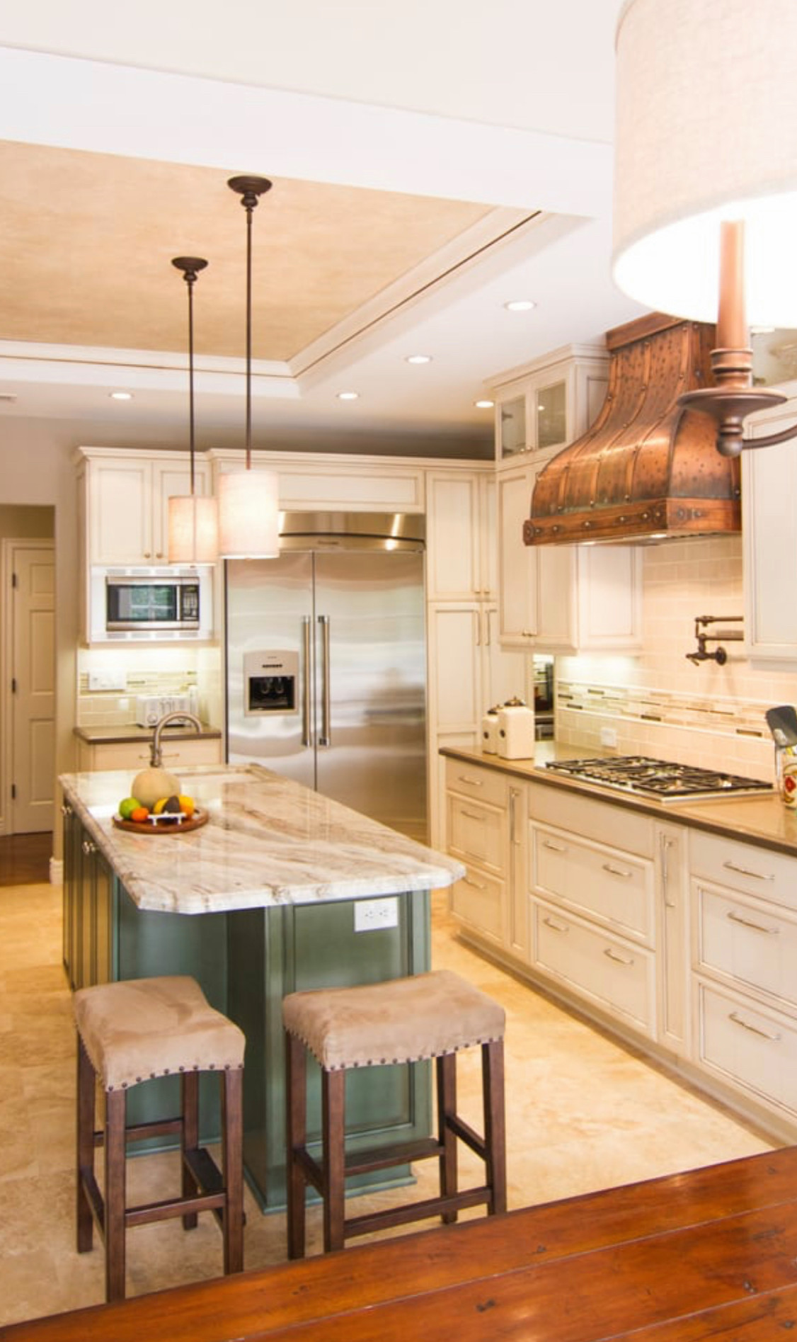 Kitchen renewal in Thousand Oaks