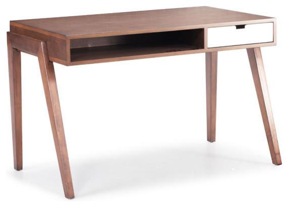 Emily Mid-Century Modern Desk