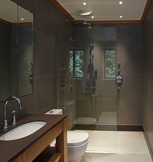 Awesome How Wide Does A Shower Need To Be To Use A Splash Panel?