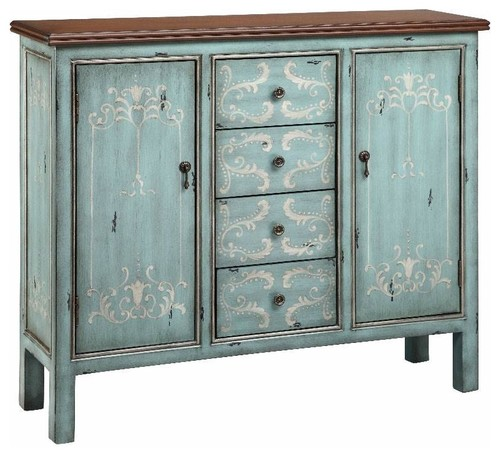 Traditional Cabinet in Soft Surf