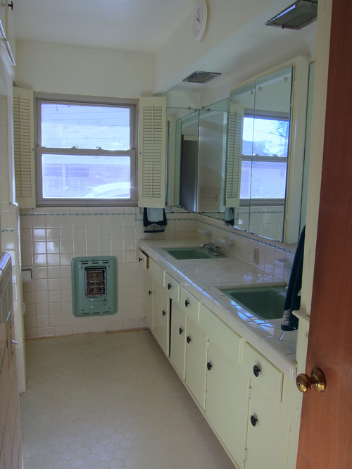 S Bathroom Remodel Need Advice - 1950s bathroom remodel