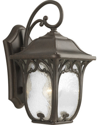 Progress Lighting P5959-84 Enchant Single-Light Cast Aluminum Medium Outdoor.