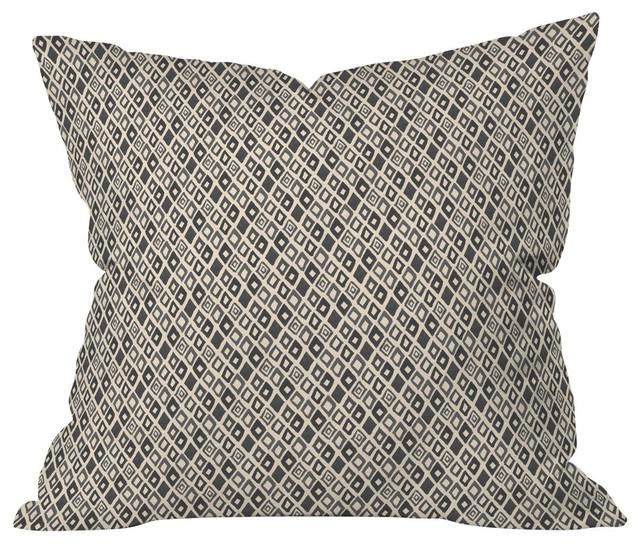 Black Diamond Throw Pillows : Shop Houzz DENY Designs DENY Designs Cori Dantini Black Diamond Throw Pillow - Decorative Pillows