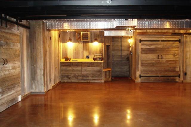 Evergreen Log Home - Rustic - Denver - by Monica Durante ...