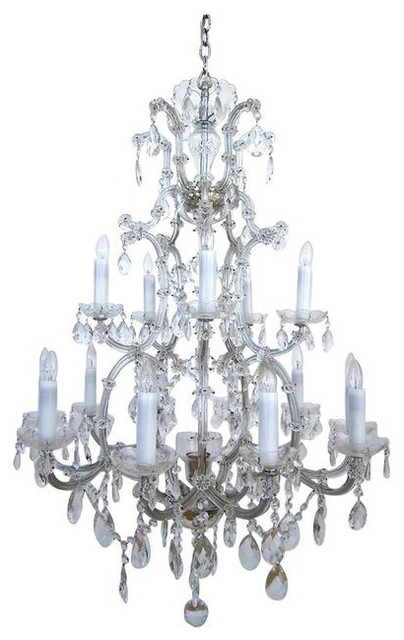 Sold out czech crystal marie therese chandelier 4200 est czech crystal marie therese chandelier 4200 est retail 995 on aloadofball Image collections