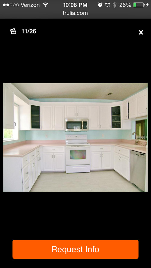 I Need Help With My New Kitchen