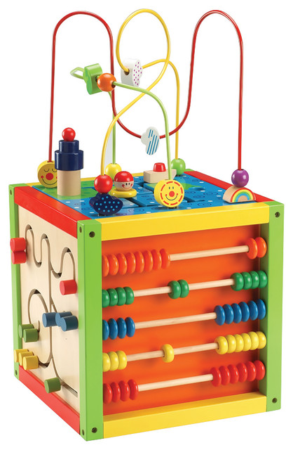 Activity Learning Cube - Contemporary - Baby And Toddler ...
