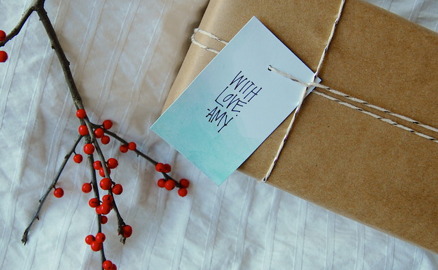3 Last-Minute DIY Wrapping and Gift Ideas