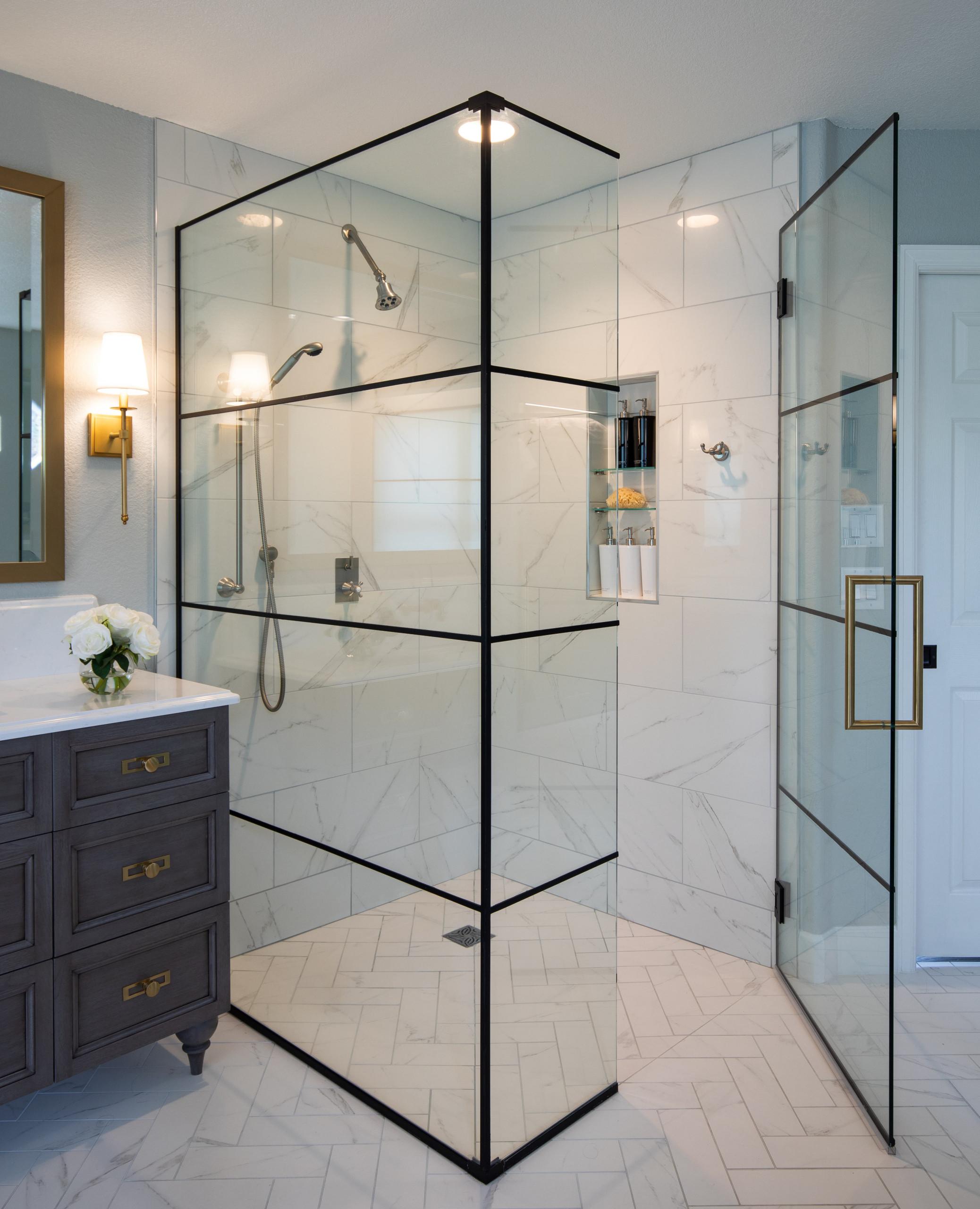 A Fashionista's Bathroom