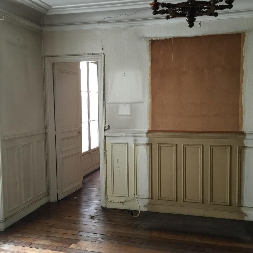 Appartement masculin Place du marché d'Auteuil