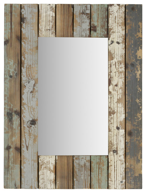 Torres Farmhouse Wall Mirror.