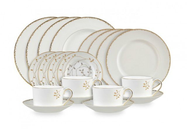 ... Haviland Limoges France China · LEAF ...  sc 1 st  Patterns Kid & Modern Dinnerware Leaf Patterns - Patterns Kid