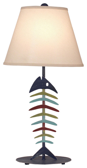 Bonefish table lamp beach style table lamps
