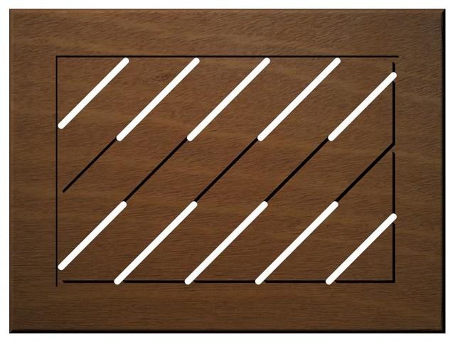Terral Shower Platform N.20 - Contemporary - Bath Mats - by TERRAL