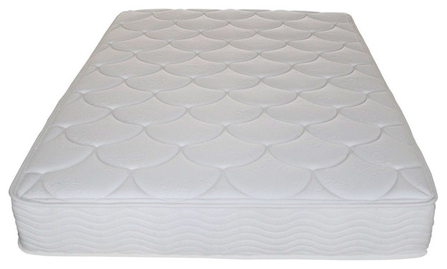 8 thick innerspring coil mattress queen size mattresses by hearts attic. Black Bedroom Furniture Sets. Home Design Ideas