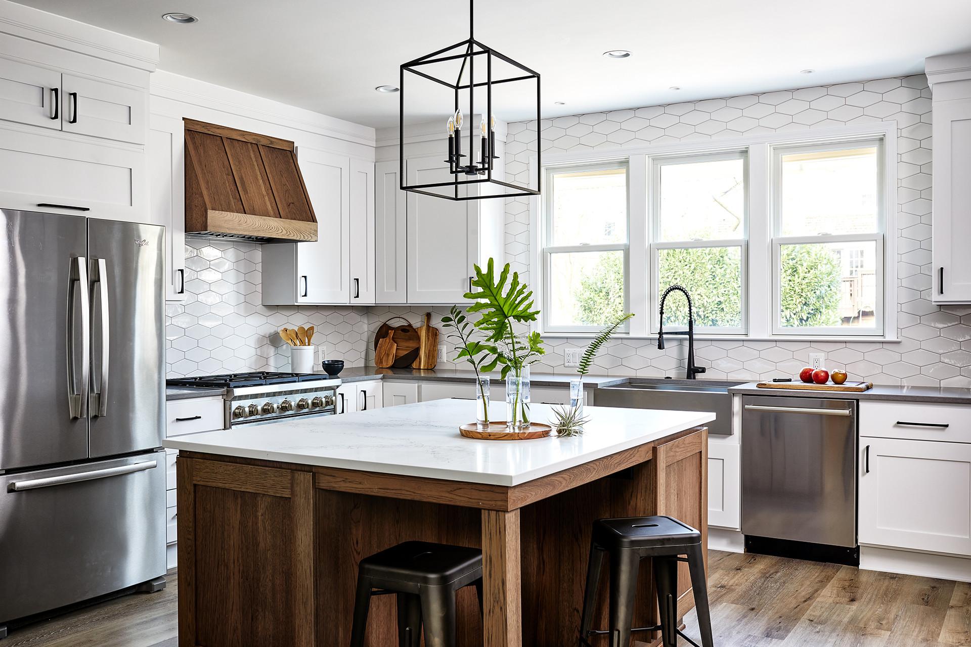 Kitchen Remodel Gaithersburg Md Transitional Kitchen Dc Metro By Case Design Remodeling Inc Houzz