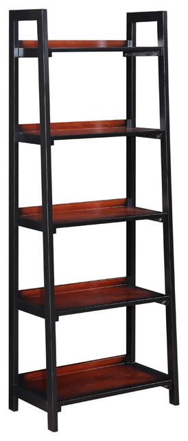 Camden Five Shelf Bookcase.
