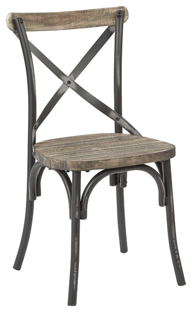 Somerset Dining Chair Antique Black Farmhouse Chairs