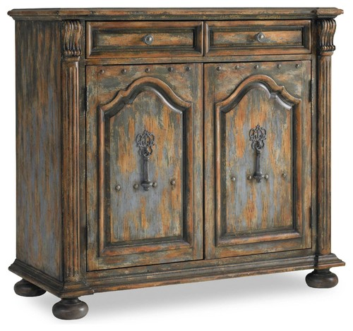 Hooker Furniture 5014-85122 46-1/4 Inch Wide Hardwood Cabinet