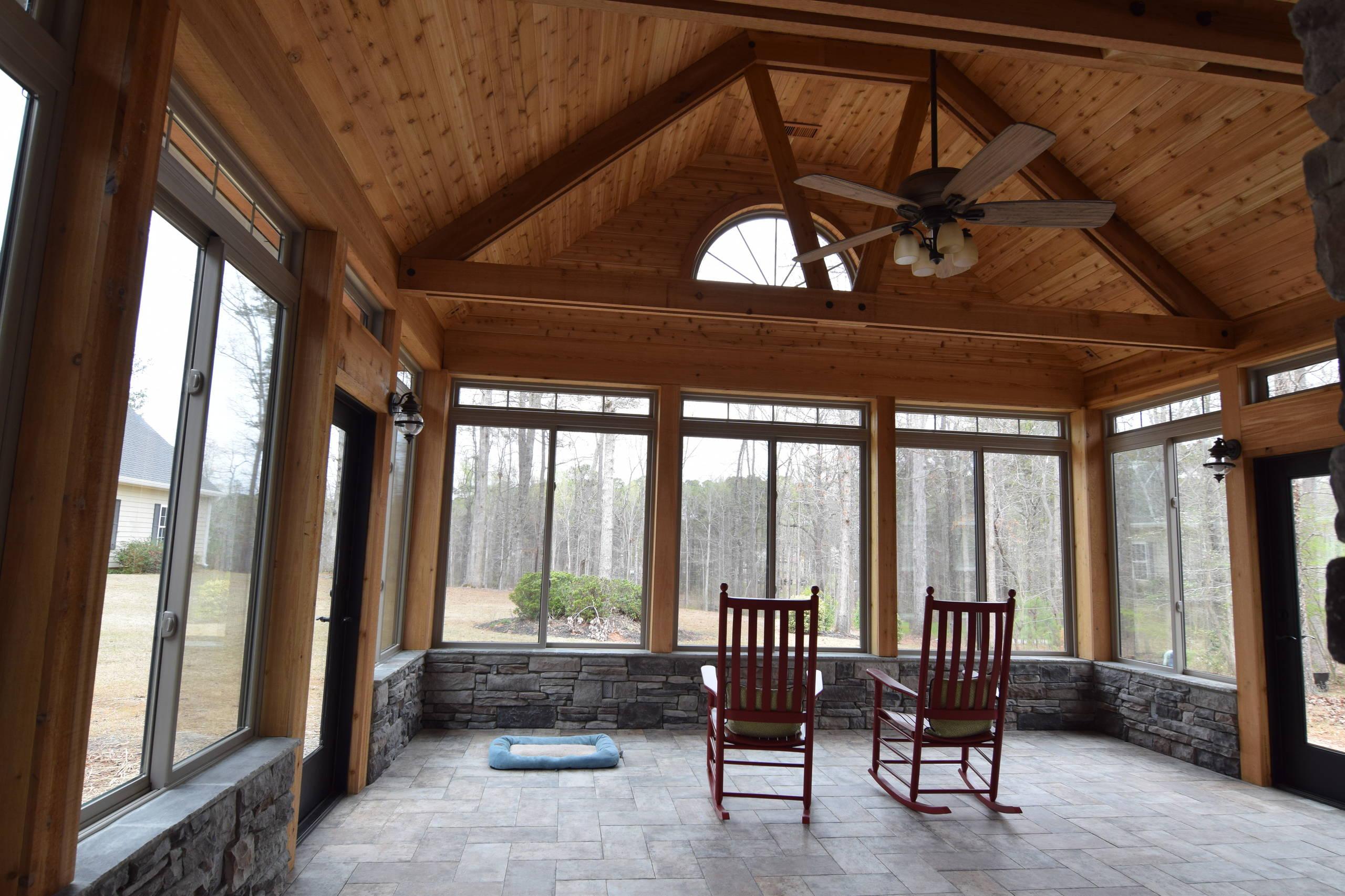 Buddy's Lodge (aka Saunders Sunroom)