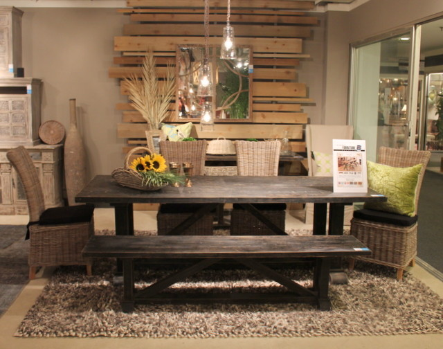 Distressed and Reclaimed Wood Collection - Eclectic - Miami - by