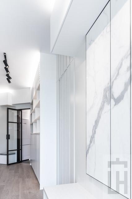 Home design - modern home design idea in Hong Kong