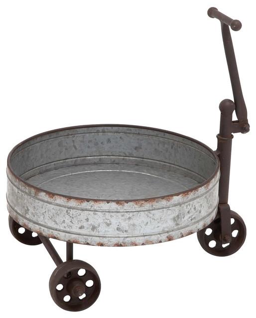 Metal Barrel Cart, 12.