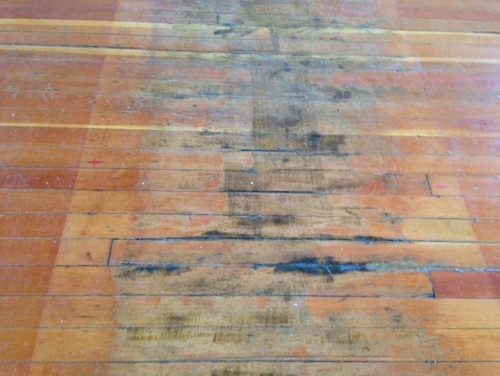 Help! Hardwood Floors In 100 Year Old Church/hous Canu0027t Be Refinished.